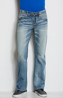 J101 - Authentic Light Wash Jean