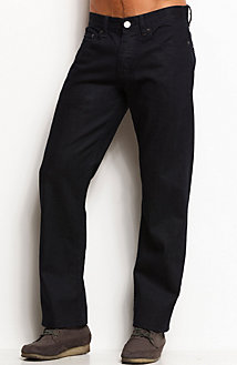 J65 - Relaxed Straight Leg Jean<br>Online Exclusive