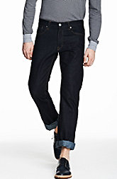 Rinse Relaxed Straight Leg Jean