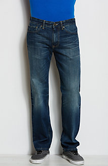 J65 - Authentic Wash Straight Leg Jean<br>Online Exclusive