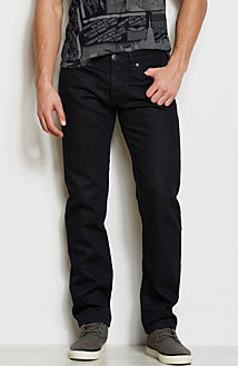J66 - Dark Indigo Slim Straight Jean<br>Online Exclusive