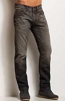 J66 - Dark Grey Wash Jean