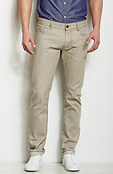 J130 - Selvedge Pale Wash Jean