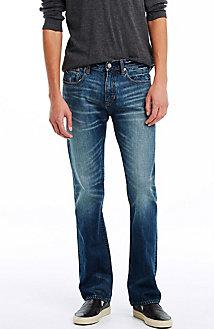 Rugged Bootcut Jean