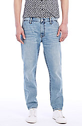 Tapered-Leg Jean