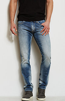 J130 - Destroyed Skinny Jean<br>Online Exclusive