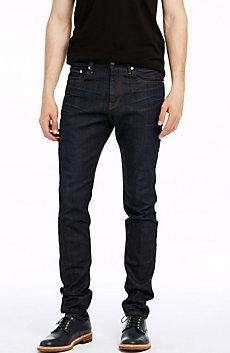 Worn Slouchy Skinny Jean