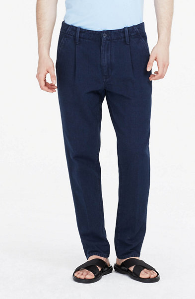 Canvas Relaxed Trouser