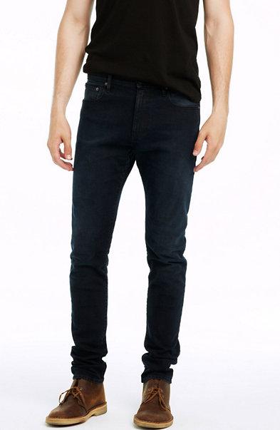 Dark Indigo Slouchy Skinny Jean