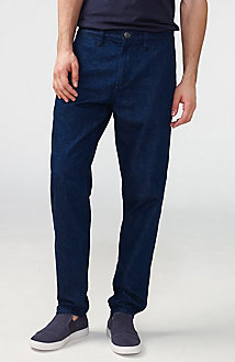 Scatterweave Drop-Fit Tapered Jean