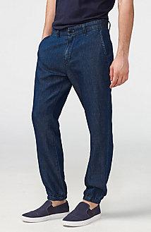 Linen Jogger Jean