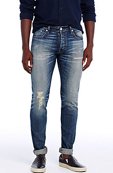 Japanese Selvedge Super Skinny Jean