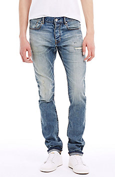 Stretch Japanese Selvedge Jean