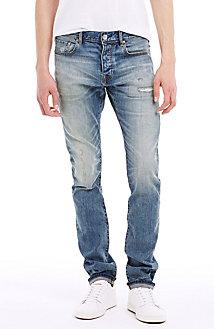 Stretch Japanese Selvedge Jean