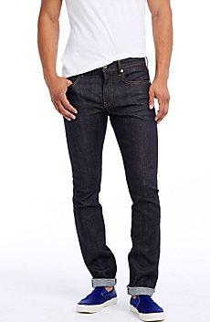 Rinsed Japanese Selvedge Super Skinny Jean