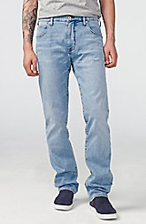 Relaxed Straight-Fit Jean