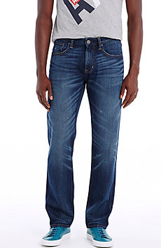 Vintage Relaxed Straight Leg Jean