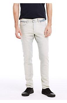 Bleached Skinny Jean