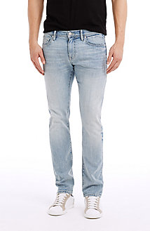 Light Indigo Skinny Jean