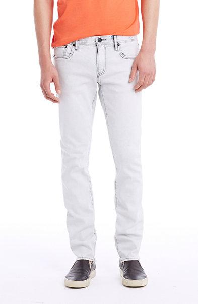 Acid Washed Skinny Jean