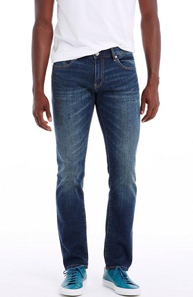 Worn Skinny Jean
