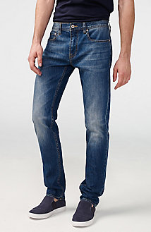 Medium-Wash Skinny Jean