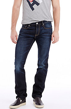 Japanese Selvedge Stretch Skinny