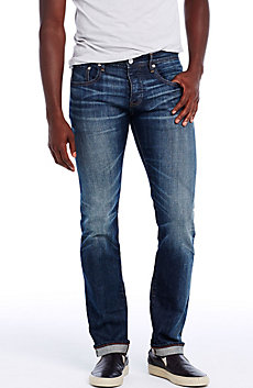 Japanese Selvedge Skinny Jean
