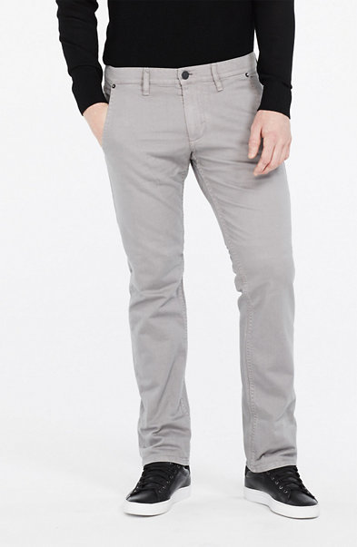 Garment Dyed Skinny Pant