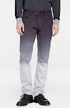 Dip-Dyed Skinny Jean