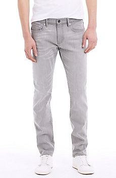 Washed Grey Skinny Jean