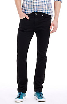 Stretch Clean Black Jean