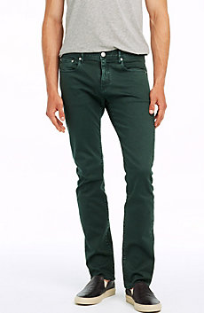 Dyed Skinny Jean