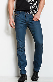 J130 - Zippered Skinny Jean