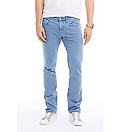 Garment Dyed Skinny Jean