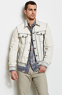 White Wash Jacket