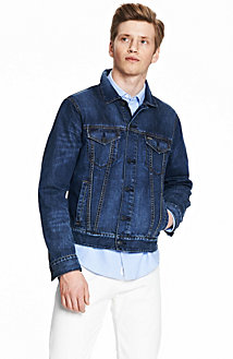 Authentic Worn Denim Jacket