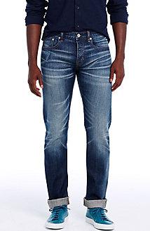 Japanese Selvedge Straight Leg Jean