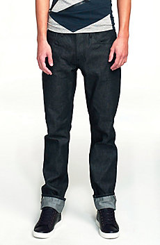 Straight Leg Selvedge Jean
