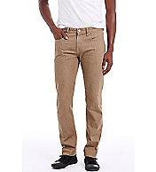 Yarn Dyed Straight Leg Jean