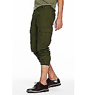 Roll Up Cargo Pant