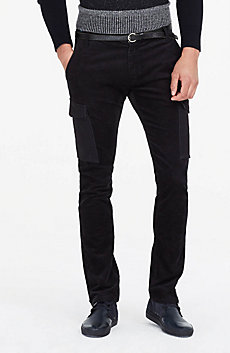 Corduroy Cargo Pant