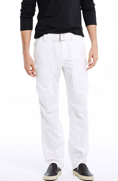 Roll Up Utility Pant