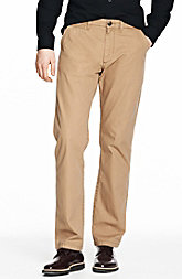 Relaxed Straight Leg Chino