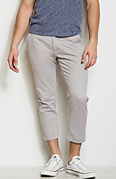 Cropped Chino Pant<br>Online Exclusive