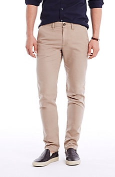 Linen Skinny Pant