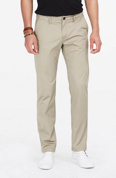 Skinny Tailored Chino Pant