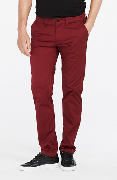 Skinny Tailored Chino Pant