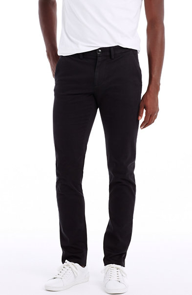 Relaxed Brushed Sateen Pant