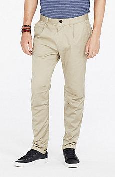 Pleated Pant